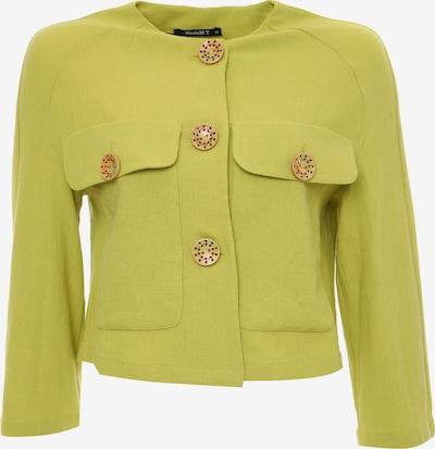 Madam-T Blazers 'EDEN' in de kleur Geel, Productweergave