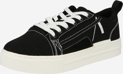 Sneaker low ARKK Copenhagen pe negru / alb, Vizualizare produs