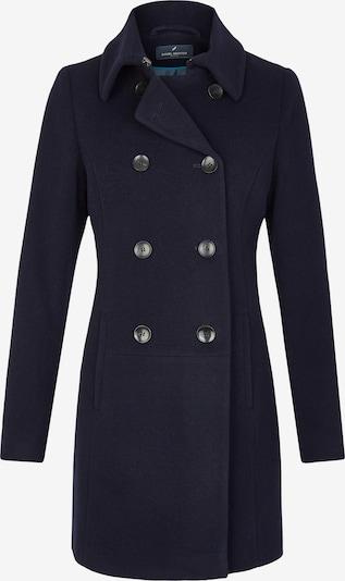 DANIEL HECHTER Eleganter Mantel mit zweireihiger Knopfleiste in navy, Produktansicht