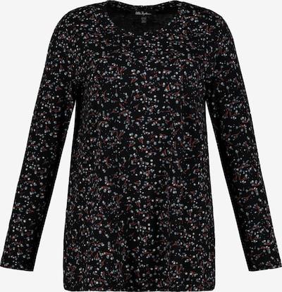 Ulla Popken Sweter w kolorze szary / czerwony / czarny / białym, Podgląd produktu