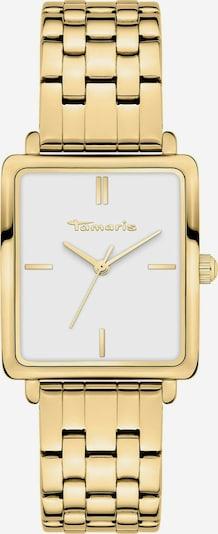 TAMARIS Analoog horloge in de kleur Goud / Wit, Productweergave
