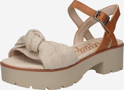 MTNG Sandale 'CURIE' in kitt / hellbraun, Produktansicht