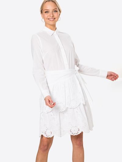Lauren Ralph Lauren Košeľové šaty 'MINUET' - biela, Model/-ka