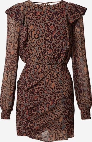 AllSaints Kleit 'Elodie', värv pruun