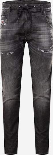 DIESEL Jeans 'KROOLEY' en grey denim, Vue avec produit