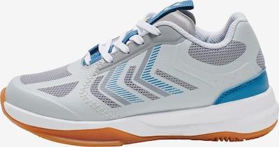 Hummel Sneaker in blau / grau / weiß, Produktansicht