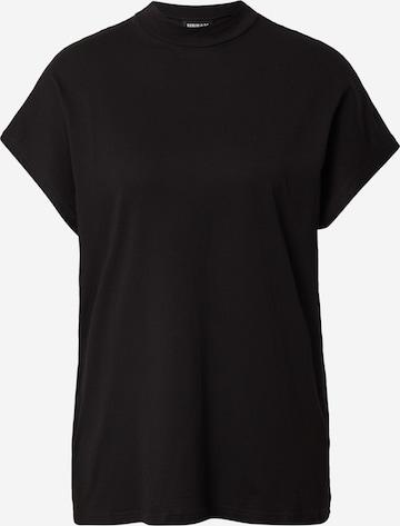 Urban Classics Shirt in Black