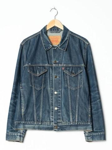 LEVI'S Jacket & Coat in L in Blue
