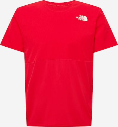 THE NORTH FACE Sportshirt in rot, Produktansicht