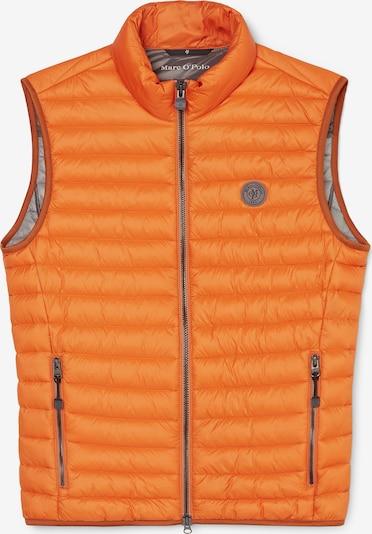 Marc O'Polo Bodywarmer in de kleur Sinaasappel, Productweergave