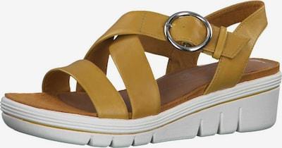 MARCO TOZZI Sandalen in senf, Produktansicht