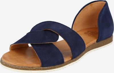 Apple of Eden Sandal 'Ches' i marinblå, Produktvy