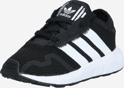 ADIDAS ORIGINALS Sneaker 'SWIFT RUN X I' in schwarz / weiß, Produktansicht