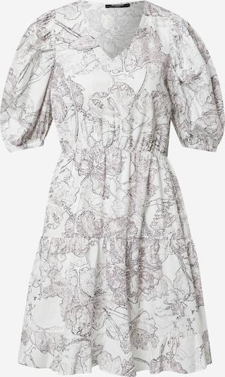 lila / fekete / fehér BRUUNS BAZAAR Nyári ruhák, Termék nézet