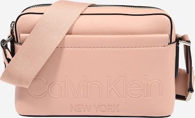 Calvin Klein Чанта за през рамо тип преметка в бледорозово, Преглед на продукта