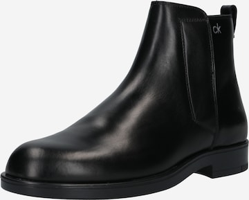 Calvin Klein Chelsea Boots in Black