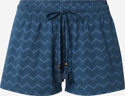 Ragwear Pantalon 'ANIKO' en bleu marine / bleu fumé, Vue avec produit