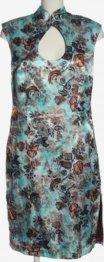 tintoretto Cut-Out-Kleid in XL in türkis / braun / pink, Produktansicht