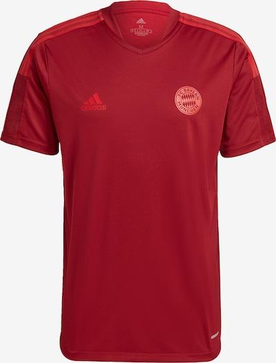 ADIDAS PERFORMANCE Trikot 'FC Bayern München Tiro' in rot / hellrot, Produktansicht