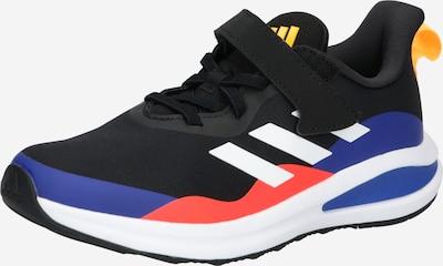 ADIDAS PERFORMANCE Sportschuh 'FortaRun' in blau / orange / rot / schwarz / weiß, Produktansicht