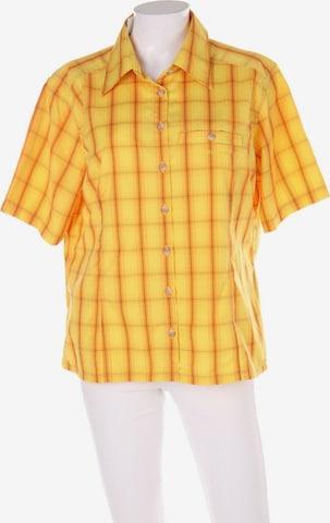 Schöffel Bluse in XL in Gelb