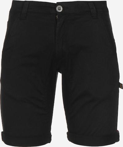 ALPHA INDUSTRIES Shorts 'Kerosene' in schwarz, Produktansicht