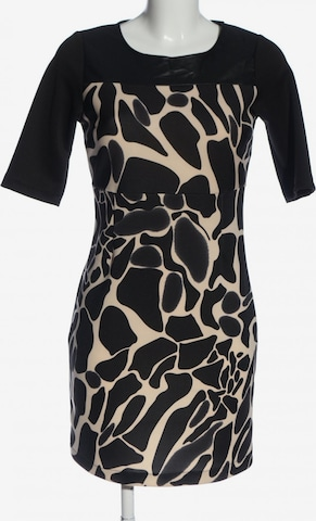 Susy Mix Dress in S in Black