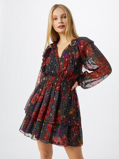 River Island Kleid 'ANDERSON' in mischfarben / schwarz, Modelansicht