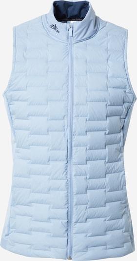 adidas Golf Sportweste in hellblau, Produktansicht