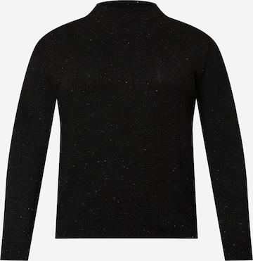Guido Maria Kretschmer Curvy Collection Sweater 'Julia' in Black