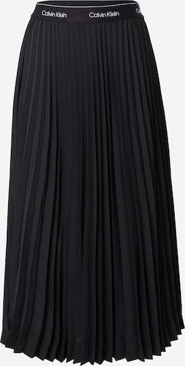 Calvin Klein Kjol 'SUNRAY' i svart, Produktvy