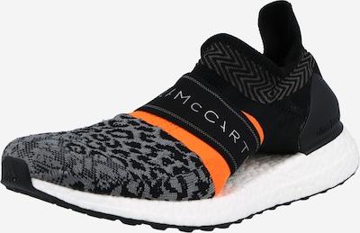 adidas by Stella McCartney Zapatillas de running en gris / naranja / negro / blanco, Vista del producto
