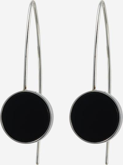 SKAGEN Ohrringe in schwarz / silber, Produktansicht