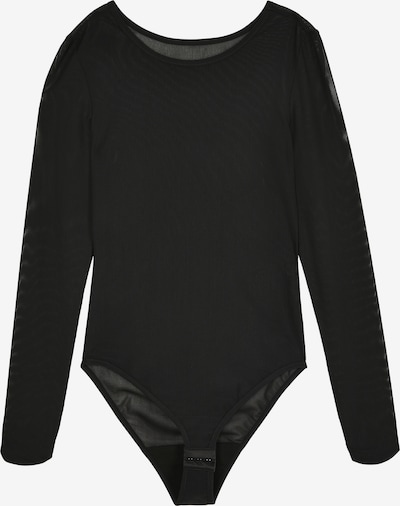 Urban Classics Shirt Bodysuit in Black, Item view