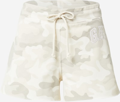 GAP Pants 'HERITAGE' in Khaki / Pastel green / White, Item view