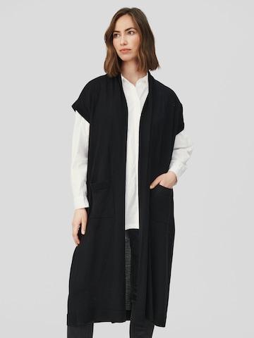 Masai Knit Cardigan 'Lee' in Black