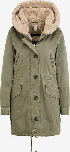 BLONDE No. 8 Parka 'CREEK 310' in grün, Produktansicht