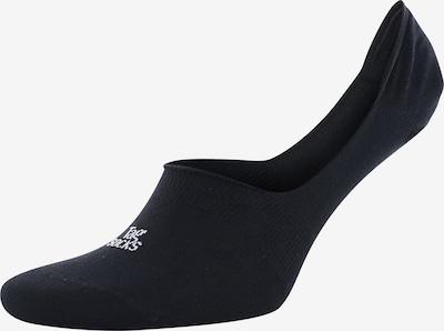 Tag SOCKS Chaussons en noir, Vue avec produit