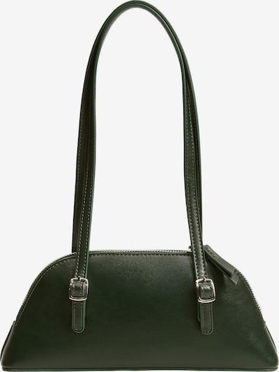 MANGO Tasche 'SUSY' in dunkelgrün, Produktansicht