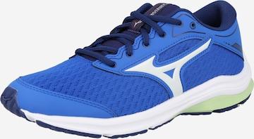 MIZUNO Sportschuh 'WAVE RIDER 25' in Blau
