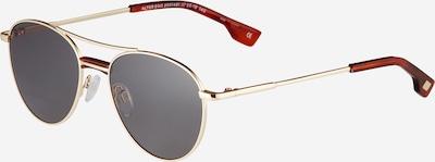 LE SPECS Sonnenbrille 'ALTER EGO' in gold / schwarz, Produktansicht