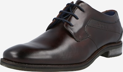 bugatti Lace-Up Shoes 'Malco' in Dark brown, Item view