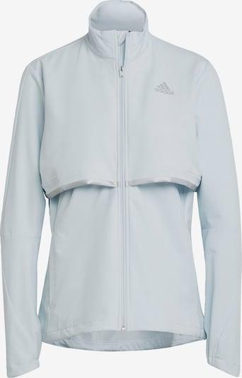 ADIDAS PERFORMANCE Trainingsjack in de kleur Azuur, Productweergave