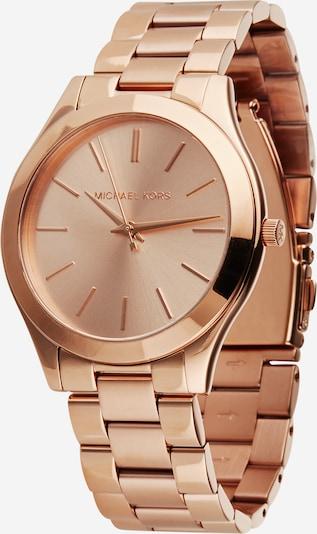 Michael Kors Uhr 'SLIM RUNWAY' in rosegold, Produktansicht