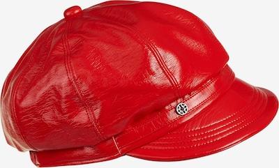 LOEVENICH Schirmkappe ' Lack ' in rot, Produktansicht