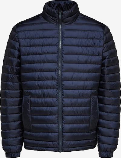 SELECTED HOMME Starpsezonu jaka, krāsa - tumši zils, Preces skats