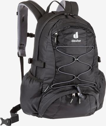 DEUTER Sports Backpack 'Navajo 25' in Black