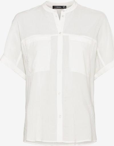 HALLHUBER Oversize-Bluse in weiß, Produktansicht