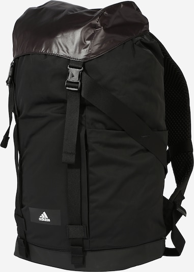 ADIDAS PERFORMANCE Sports backpack in Black, Item view