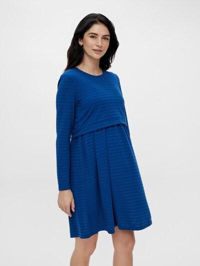 MAMALICIOUS Obleka 'Alison' | modra barva: Frontalni pogled